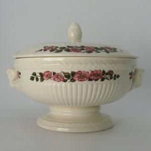 Wedgwood Briar Rose Dekschaal 20,5 cm