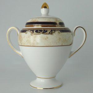 Wedgwood Cornucopia Suikerpot Globe
