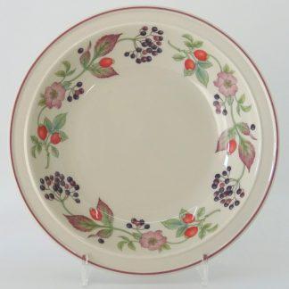 Wedgwood Roseberry Diep Bord 22,5 cm