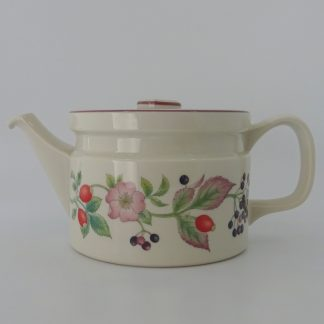 Wedgwood Roseberry Theepot