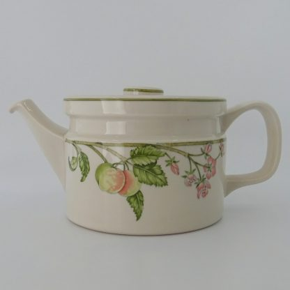 Wedgwood Wild Apple Theepot