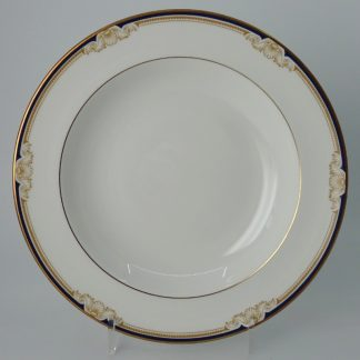 Wedgwood Cavendish Diep Bord 22,5 cm