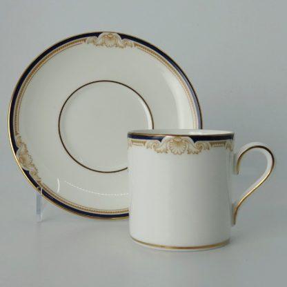 Wedgwood Cavendish Espressokop met Schotel