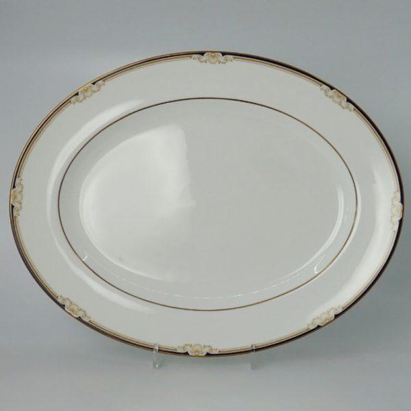 Wedgwood Cavendish Serveerschaal Ovaal 39 cm