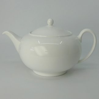 Wedgwood White Theepot
