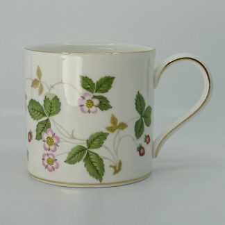 Wedgwood Wild Strawberry Beker met Oor