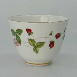 Wedgwood Wild Strawberry Chinese Theekop