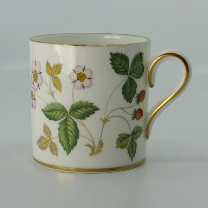 Wedgwood Wild Strawberry Espressokop