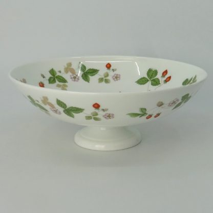 Wedgwood Wild Strawberry Fruitschaal 18 cm
