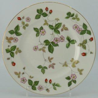 Wedgwood Wild Strawberry Lunchbord 20,5 cm