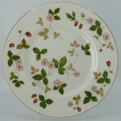 Wedgwood Wild Strawberry Ontbijtbord 22,5 cm