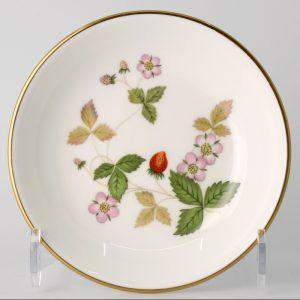 Wedgwood Wild Strawberry Theezakjeshouder 10 cm