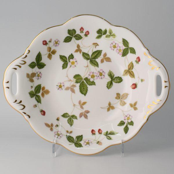 Wedgwood Wild Strawberry Serveerschaal 19.5 cm