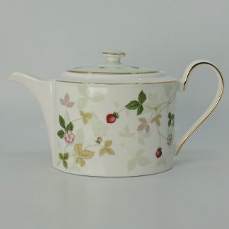 Wedgwood Wild Strawberry Theepot 625 ml