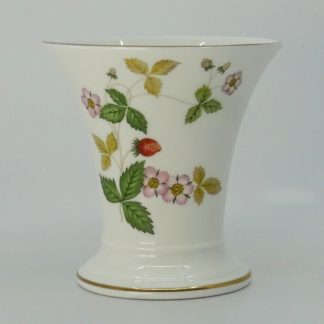 Wedgwood Wild Strawberry Vaasje 9 cm