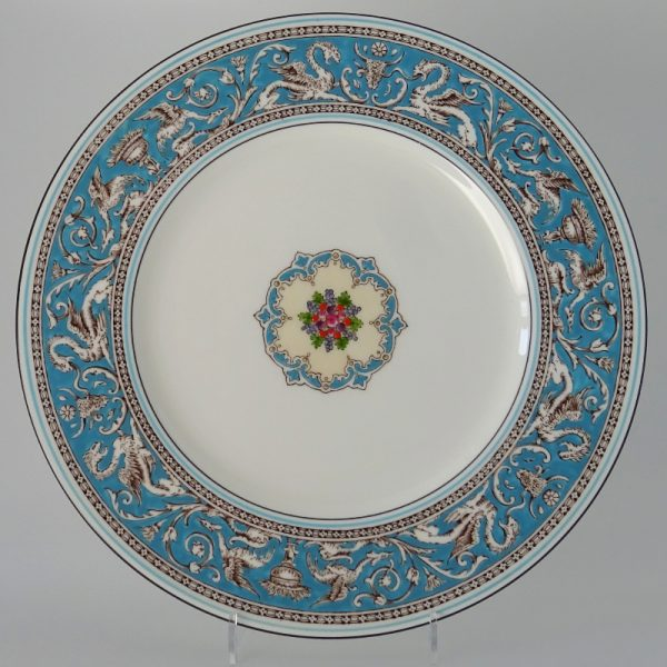 Wedgwood Florentine Turquoise Dinerbord 27 cm