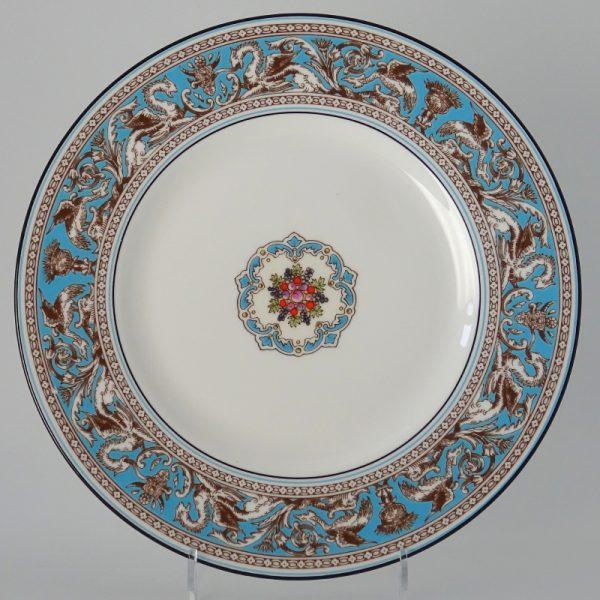 Wedgwood Florentine Turquoise Ontbijtbord 22.5 cm
