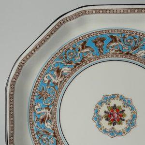 Wedgwood Florentine Turquoise