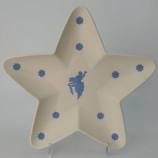 Wedgwood Jasperware Bord 20 cm Something Blue