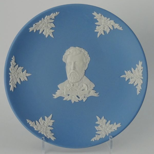 Wedgwood Jasperware Bord 17 cm Georges Bizet