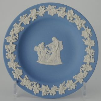 Wedgwood Jasperware Miniatuurbord Grieks Thema