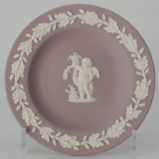 Wedgwood Jasperware Miniatuurbord Cupido