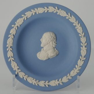 Wedgwood Jasperware Miniatuurbord William Shakespeare