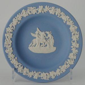 Wedgwood Jasperware Miniatuurbord Pegasus