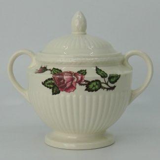 Wedgwood Moss Rose Suikerpot