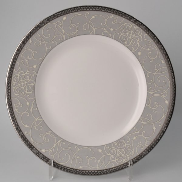 Wedgwood Celestial Platinum Lunchbord 20 cm