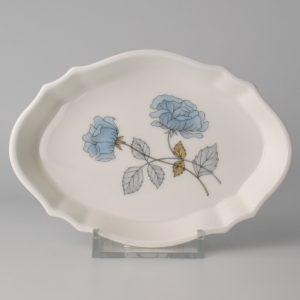 Wedgwood Ice Rose Sieradenschaaltje 12.5 cm