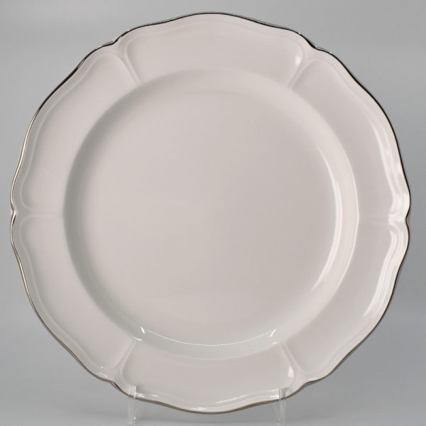Wedgwood Queen's White Dinerbord 25.5 cm