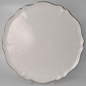 Wedgwood Queen's White Gebakschaal 31.5 cm